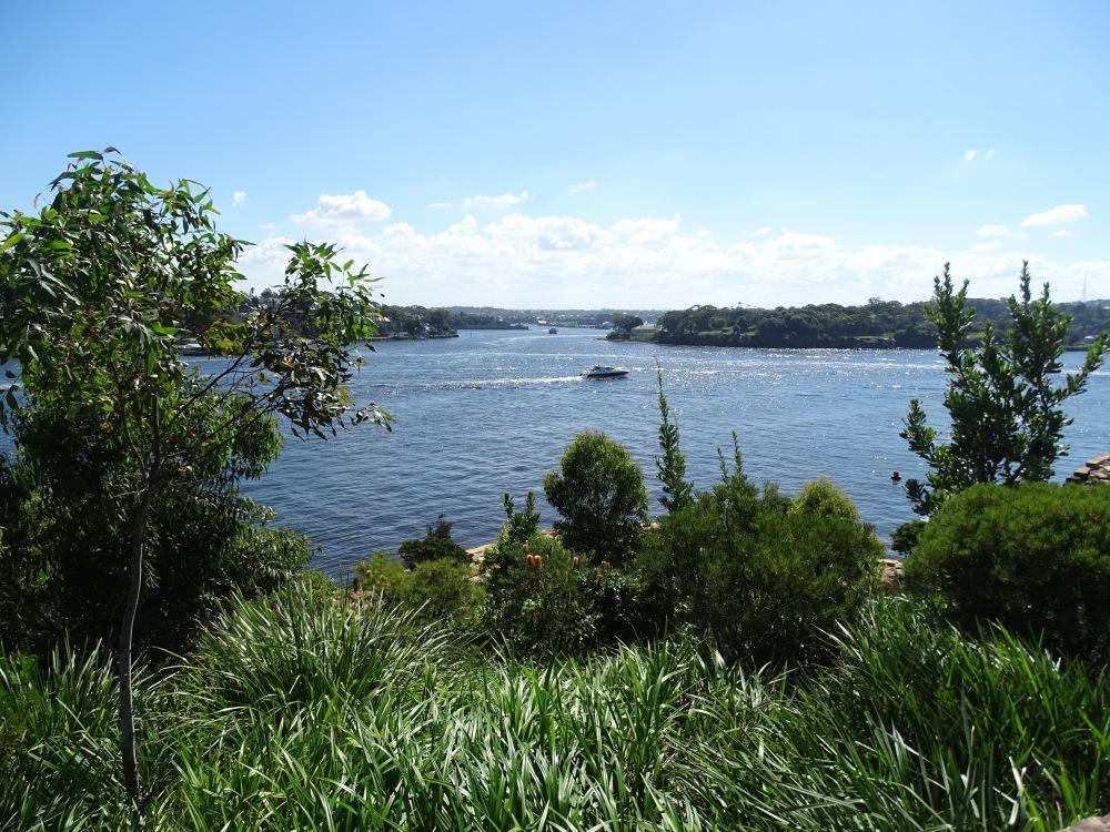 Vista do parque de Baragaroo
