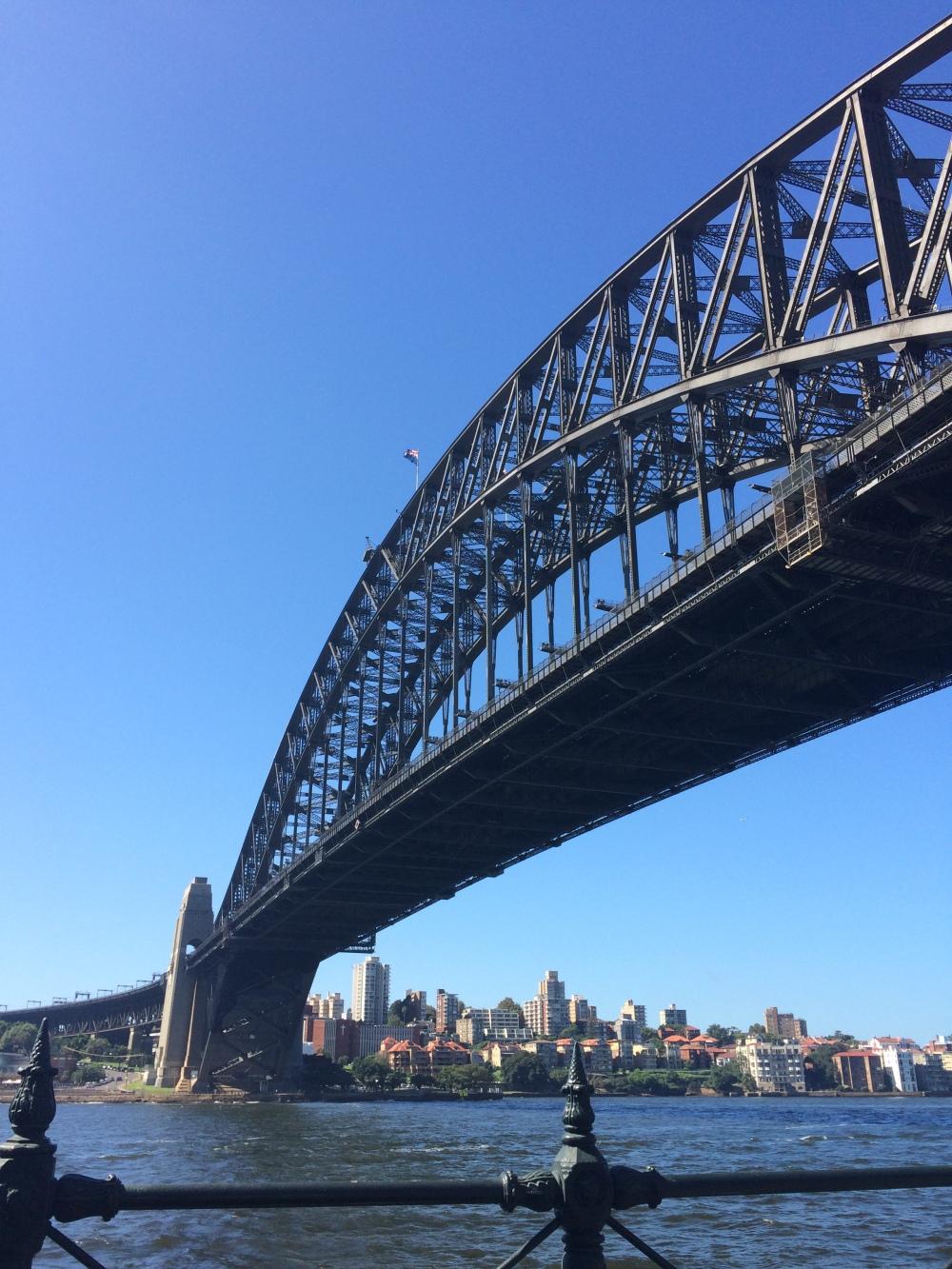 Habour Bridget em Sydney