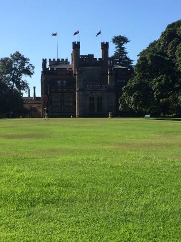 Casa do Governador no Jardim Botânico