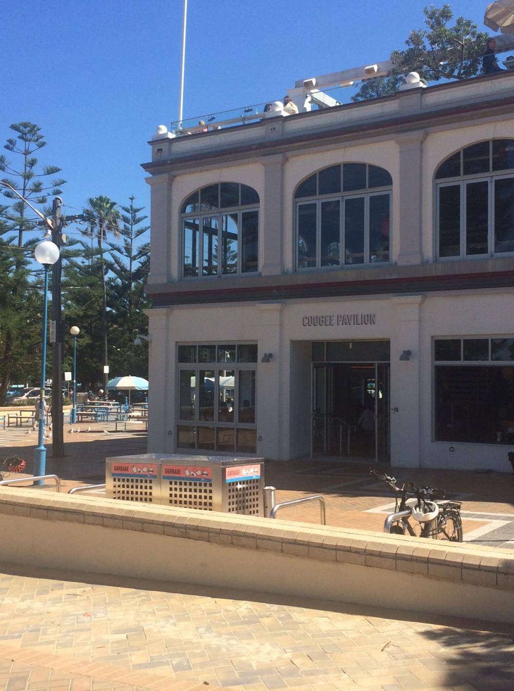 Coogee Pavilion: restaurantes