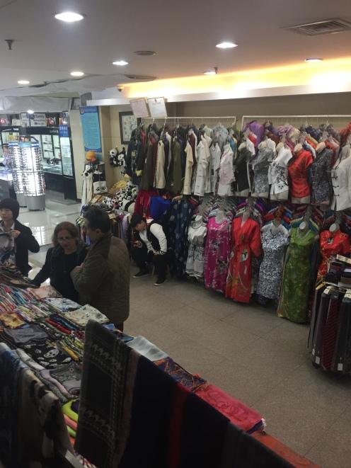 Pearl Market e mercadorias