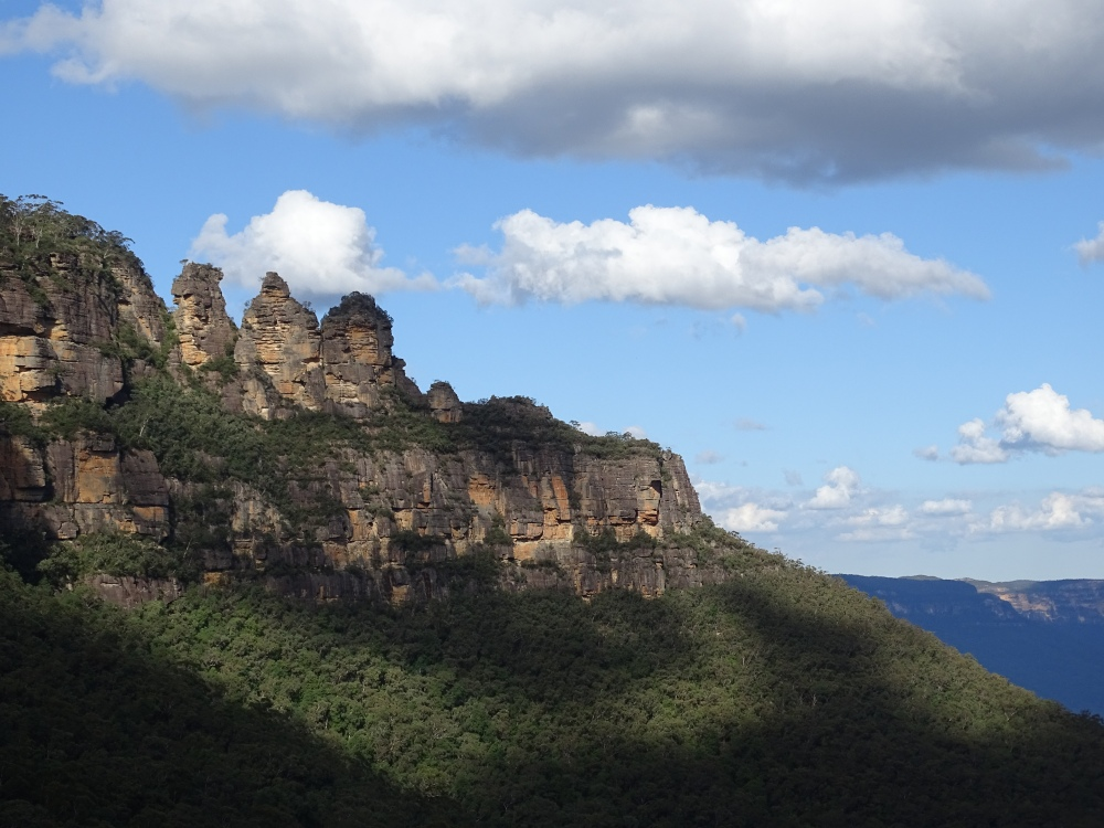 Katoomba, Blue Mountains e as Three Sisters