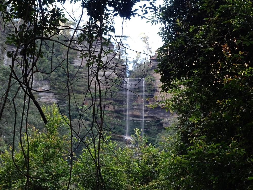 Cachoeira Blue Mountains, Katoomba, Austrália