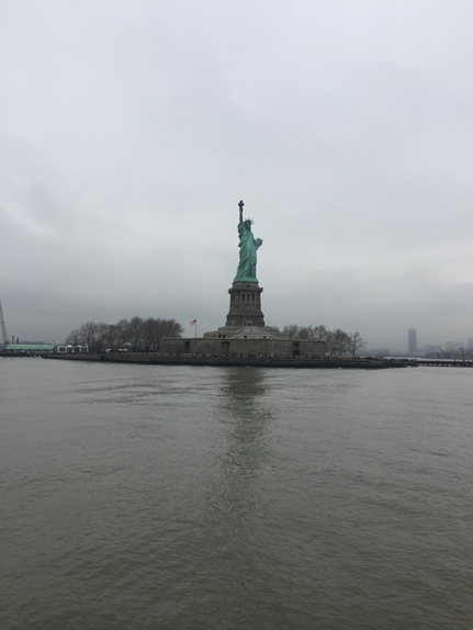 New York's Statue of Liberty, EUA