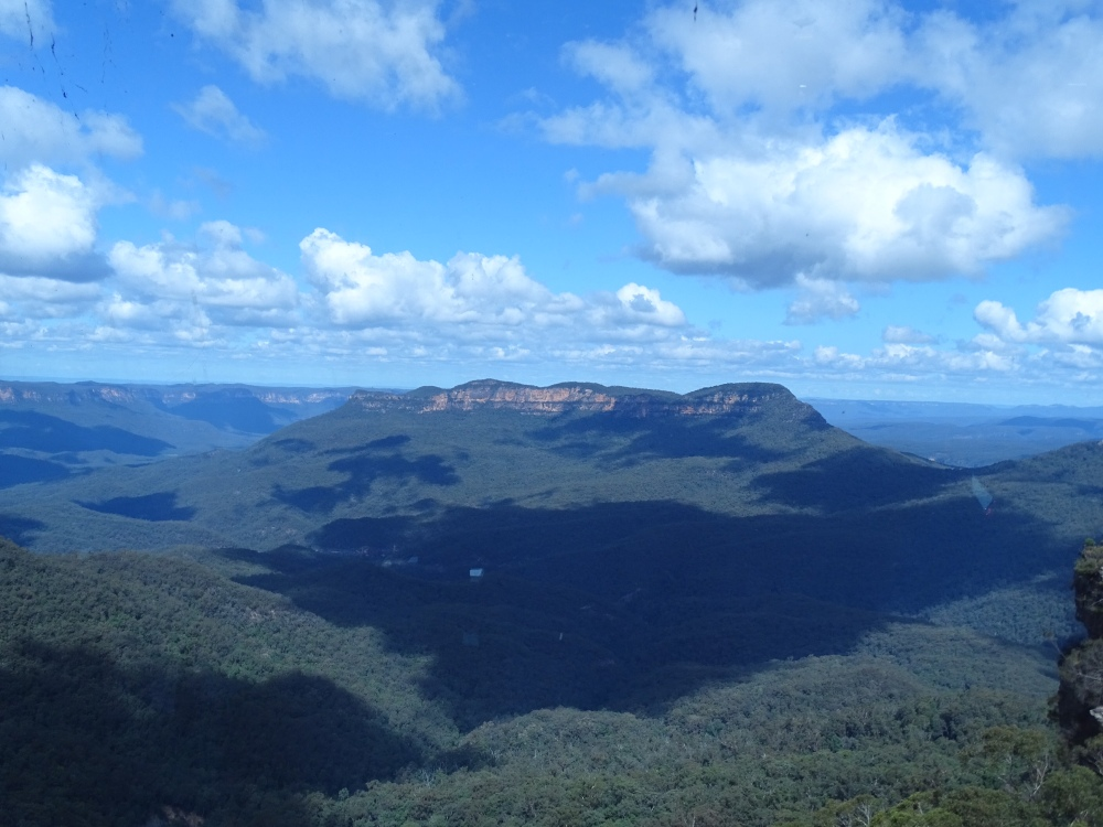 Vista do Mirante das Blue Mountains, Katoomba
