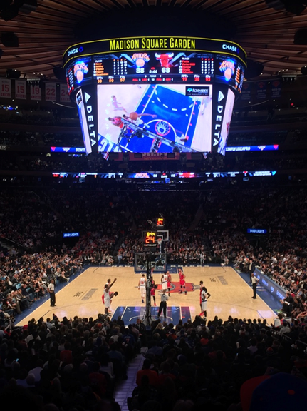 Madison Square Garden, Nova York, Eua