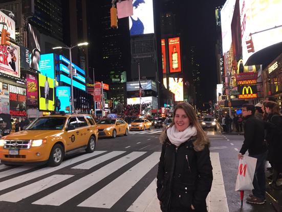 Estados Unidos 2017, Nova Iorque, Times Square
