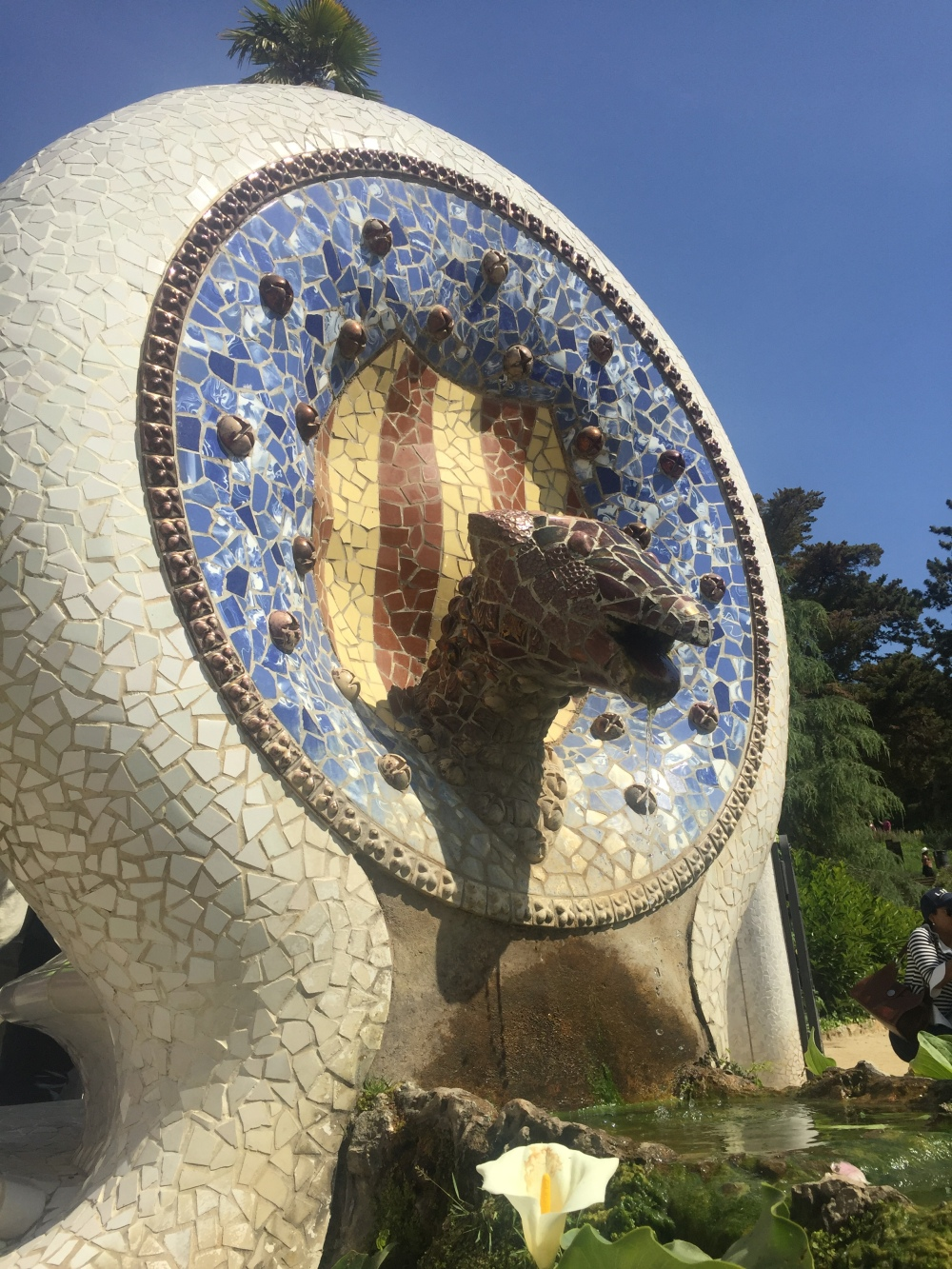 Mosaicos do Pargue Güell