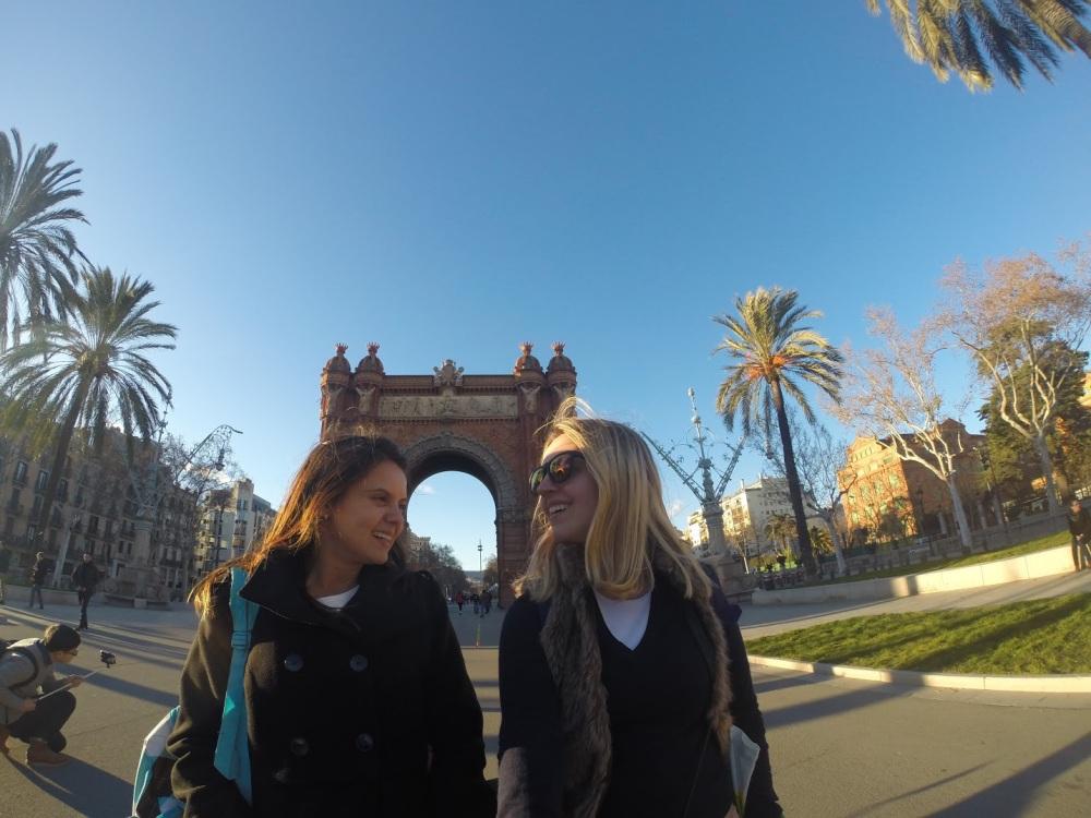 Barcelona, Espanha, Viajandinhas