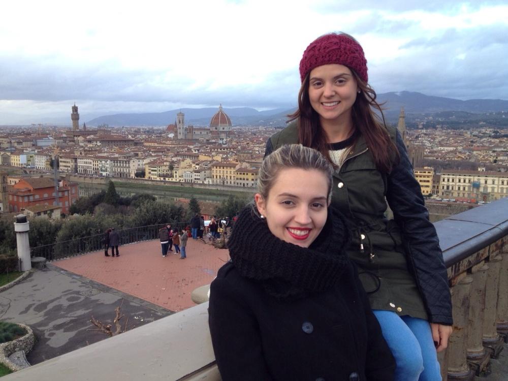 Itália, Florença, Viajandinhas