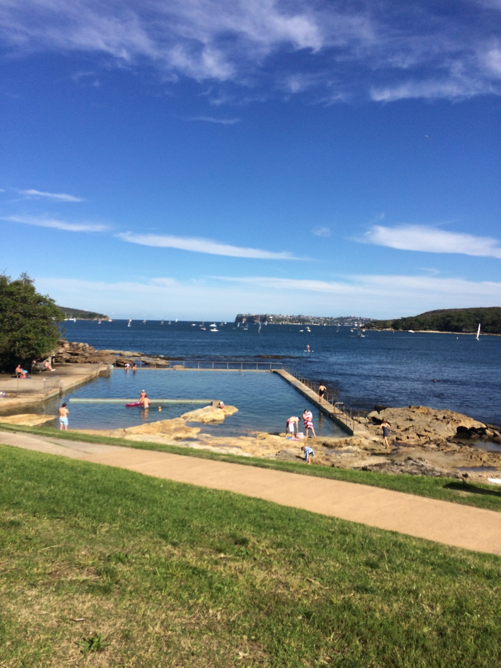 Esplanade Park, NSW, Manly Walk