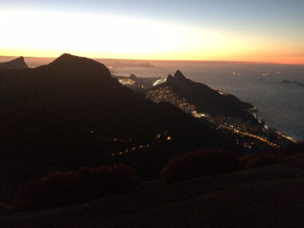 Pedra Bonita, Rio de Janeiro, RJ