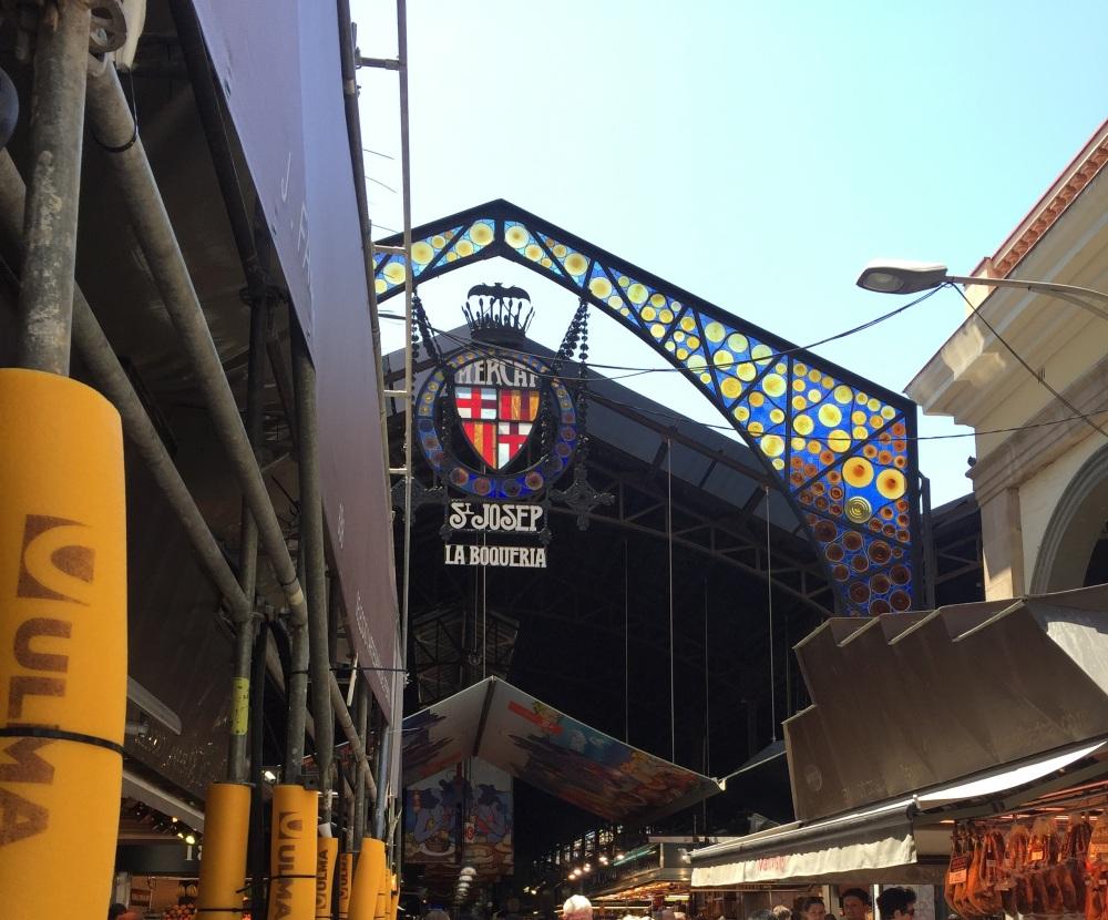 La Boqueria - Espanha, Barcelona