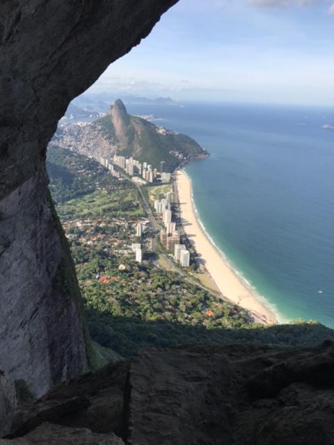 Rio de Janeiro, Garganta do céu