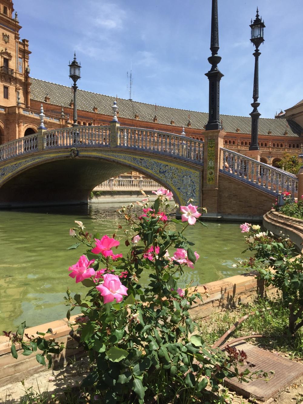 Ponte em Sevilha na Espanha.