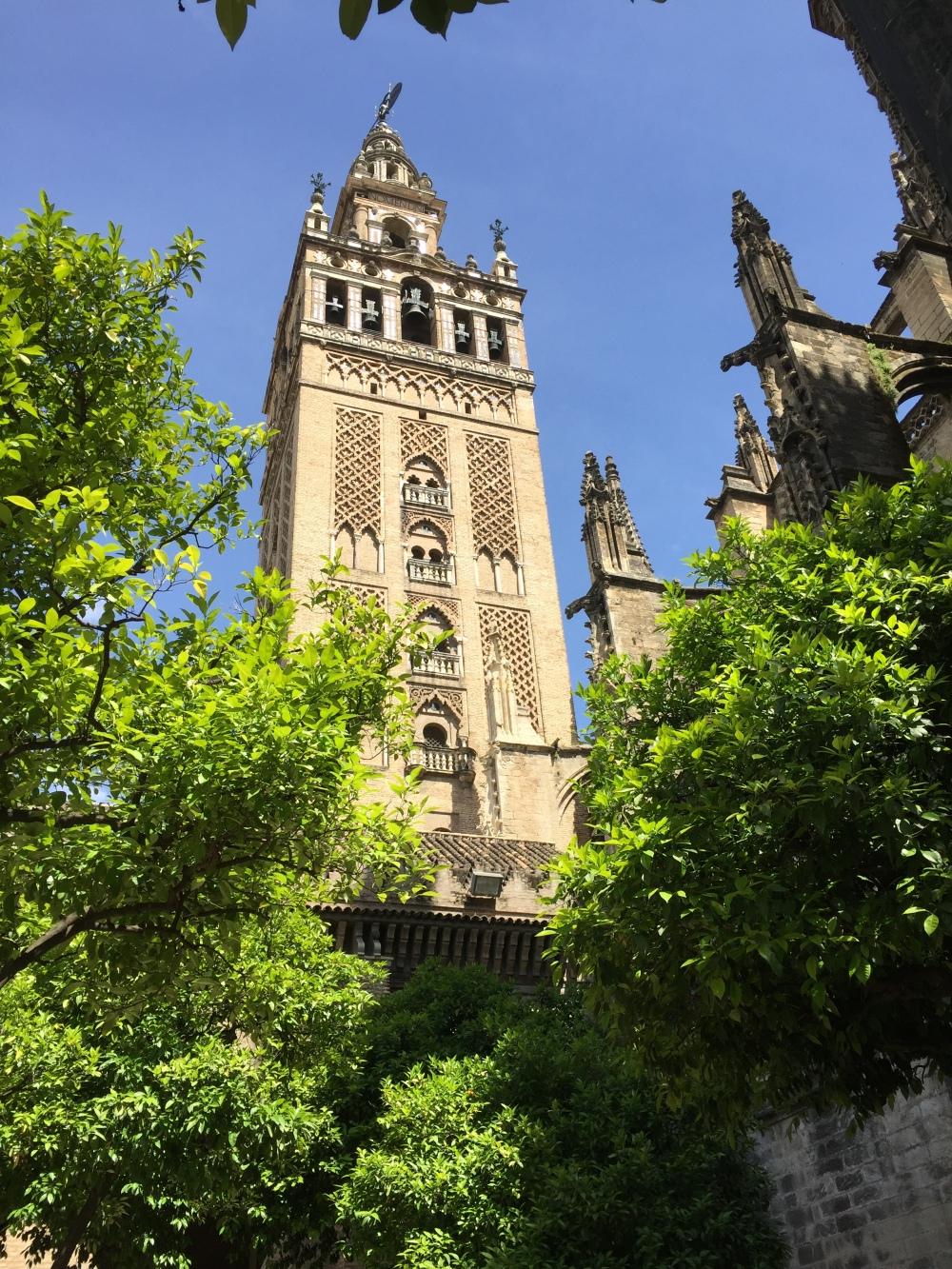 Catedral de Sevilha na Espanha