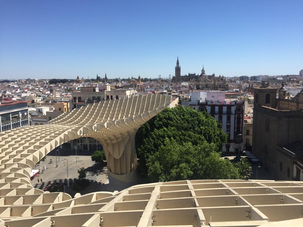 Sevilha, Espanha, Metropol