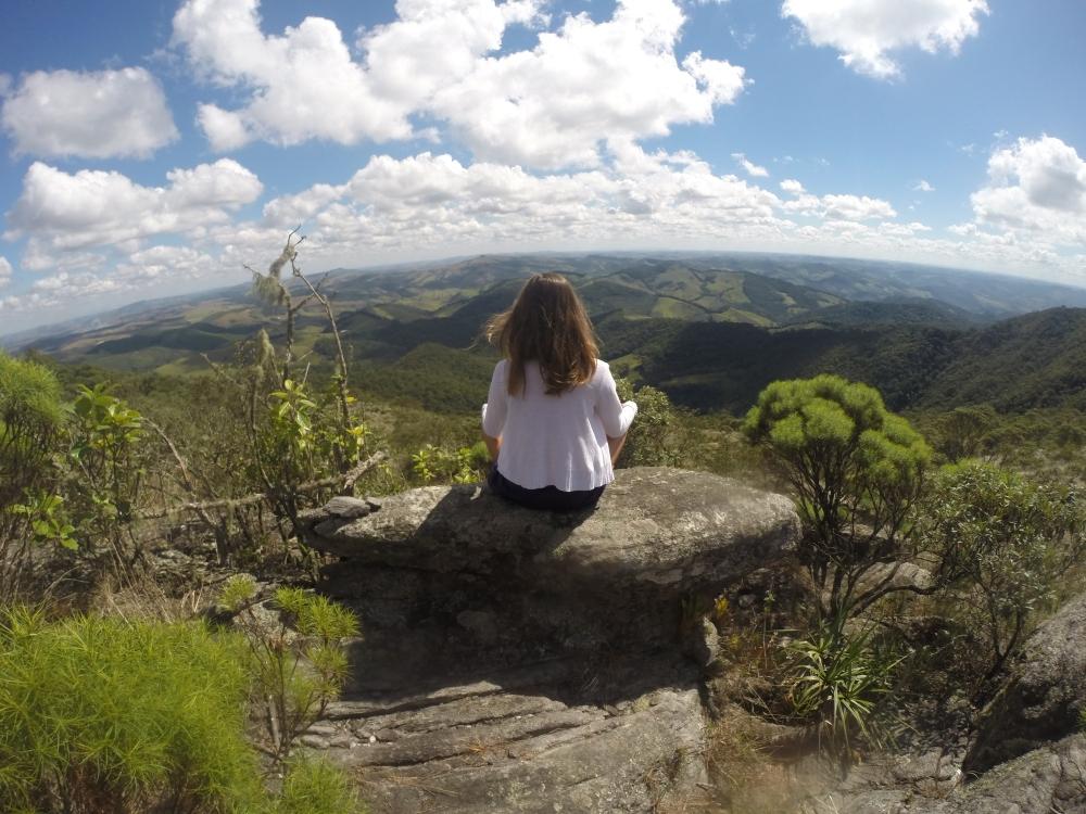 Lugar para se reencontrar, trilhas em Minas Gerais