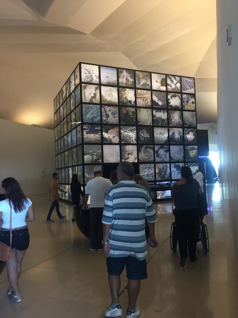 Saiba mais sobre o Museu do Amanhã