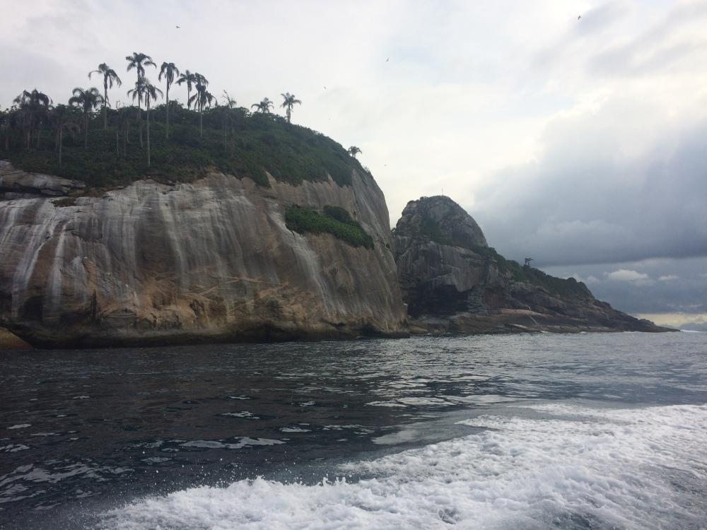 Ilhas Tijucas na Barra da TIjuca é diversão certa