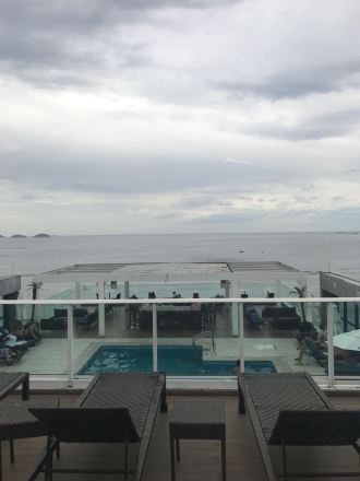 Viajandinhas no Rooftop do Hotel Pestana