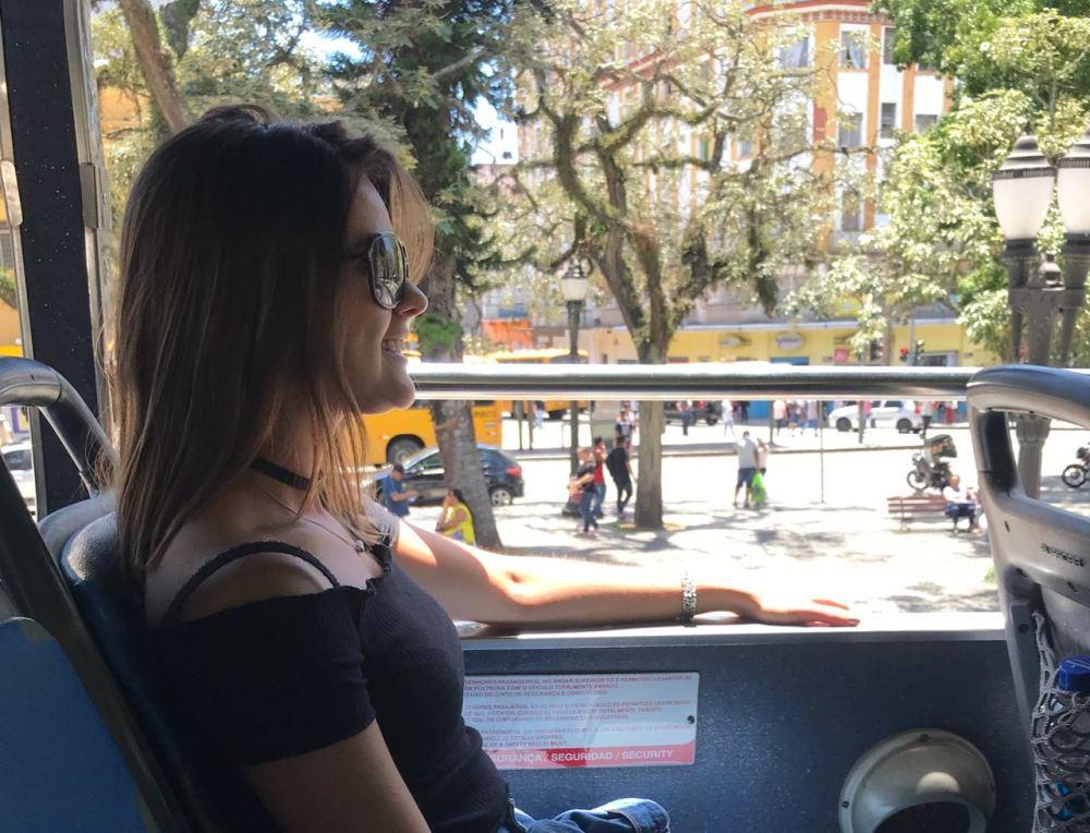 Viajandinhas na linha de Turismo de Curitiba