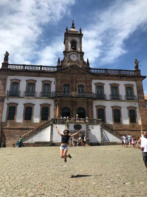 Museu da Inconfidência em Ouro Preto, Minas Gerais