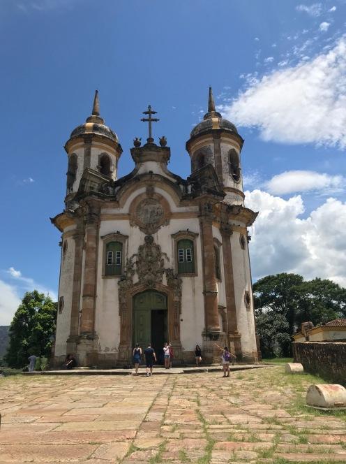 Museu de Aleijadinho em Ouro Preto, Minas Gerais