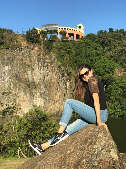 Fotos no Parque Tanguá em Curitiba