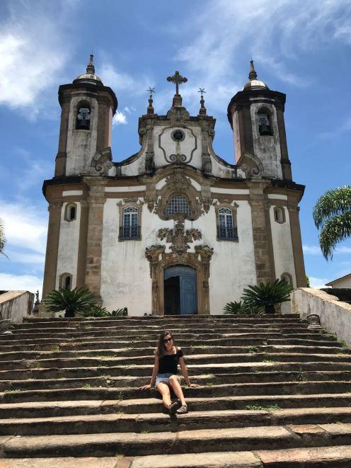 Igreja de Nossa Senhora do Carmo em Ouro Preto