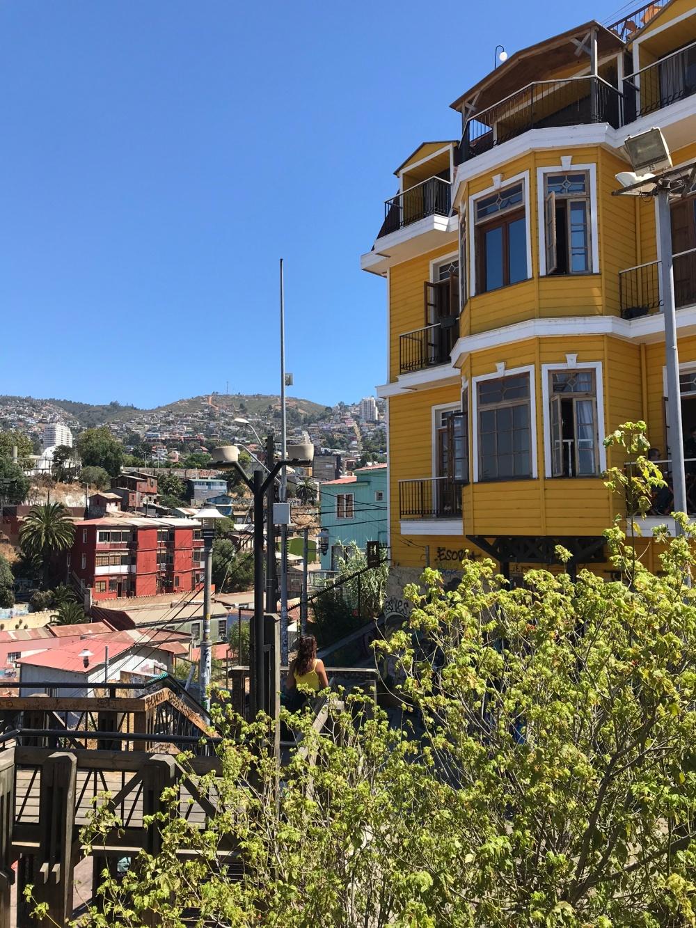 O que fazer em Valparaíso no Chile