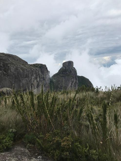 Pedra do Garrafão em Teresópolis