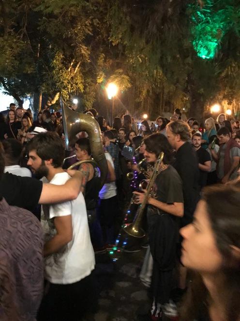 noite de Paraty e festival