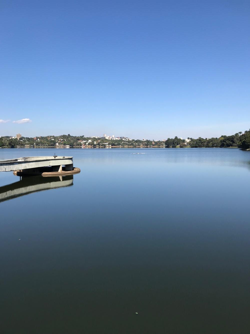 Dia de Sol na Lagoa da Pampulha