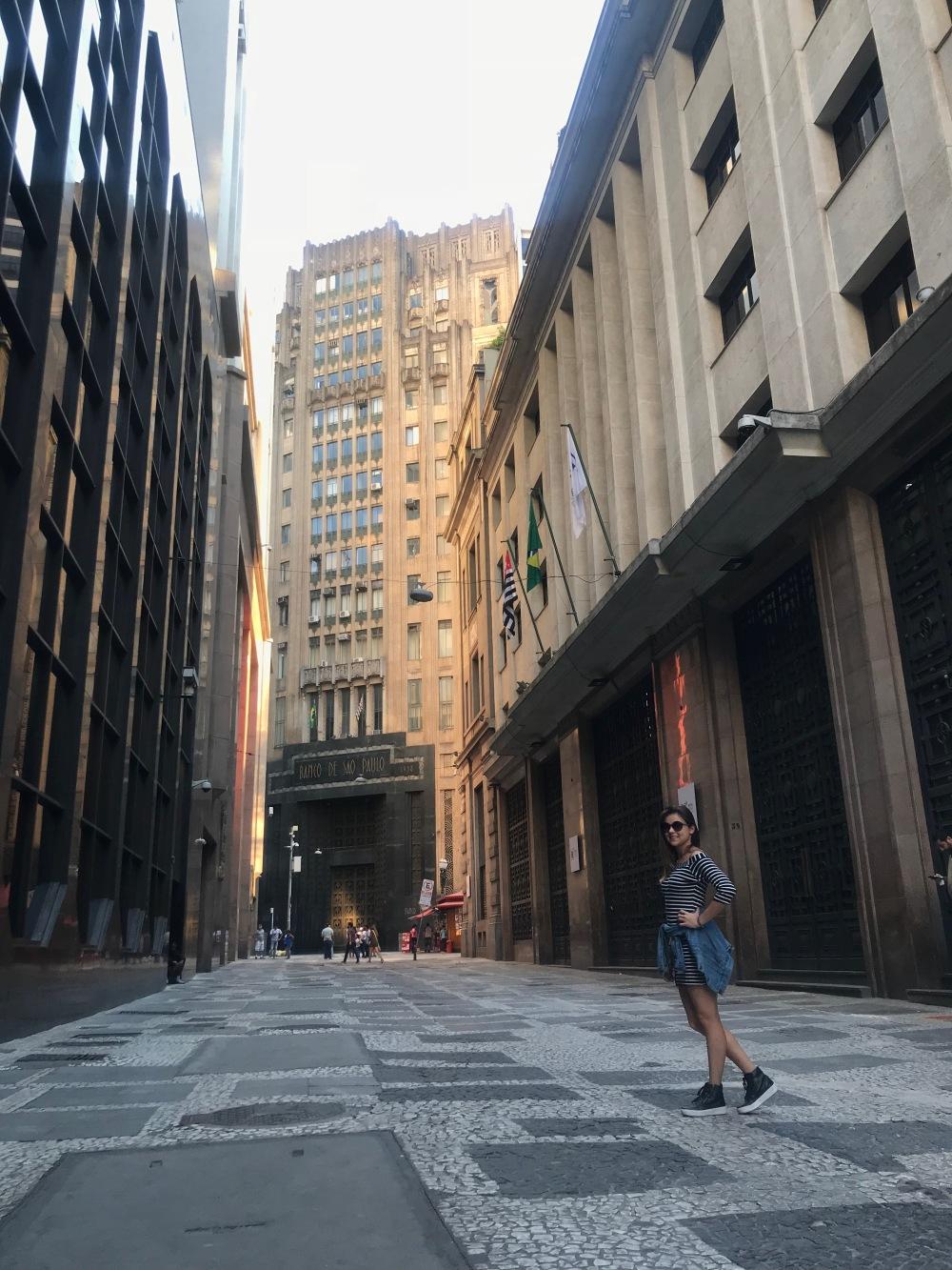 Mirante do Banespão em São Paulo