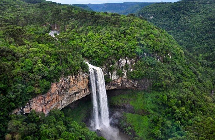 Parque Estadual do Caracol Canela
