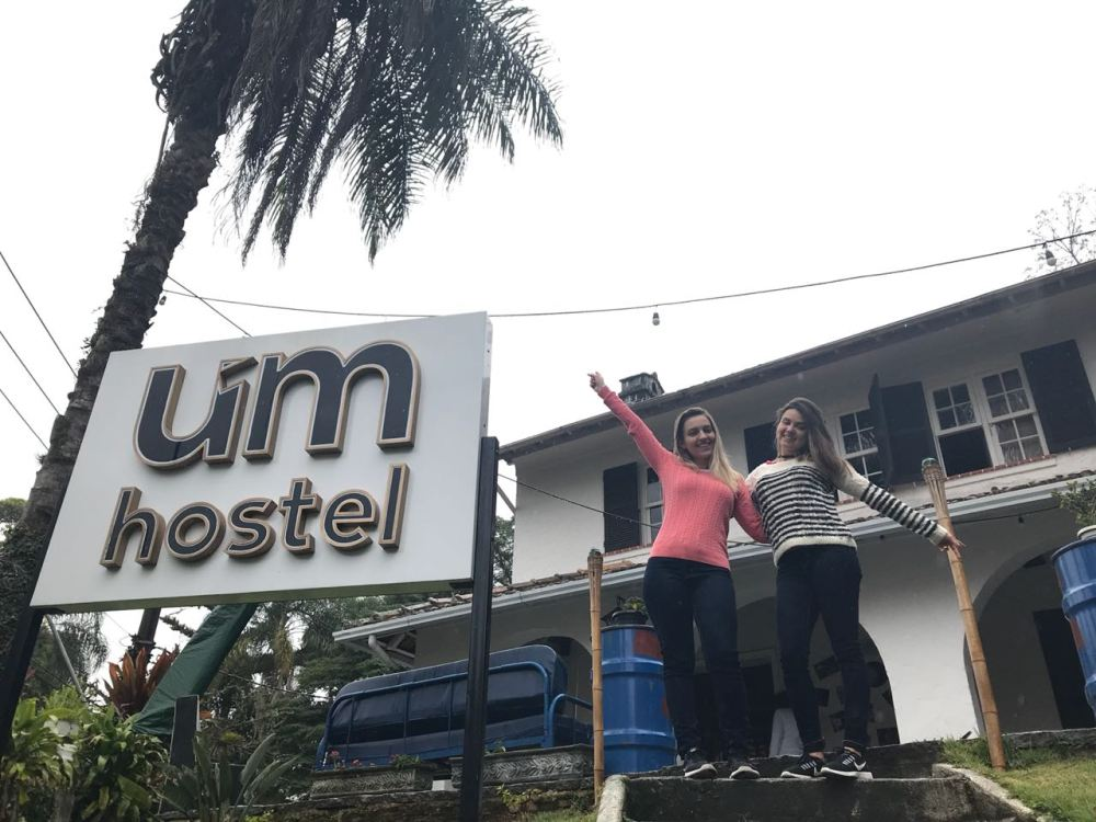 Hostel no centro de Petrópolis