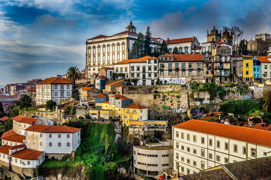 Cidade do Porto e sua arquitetura