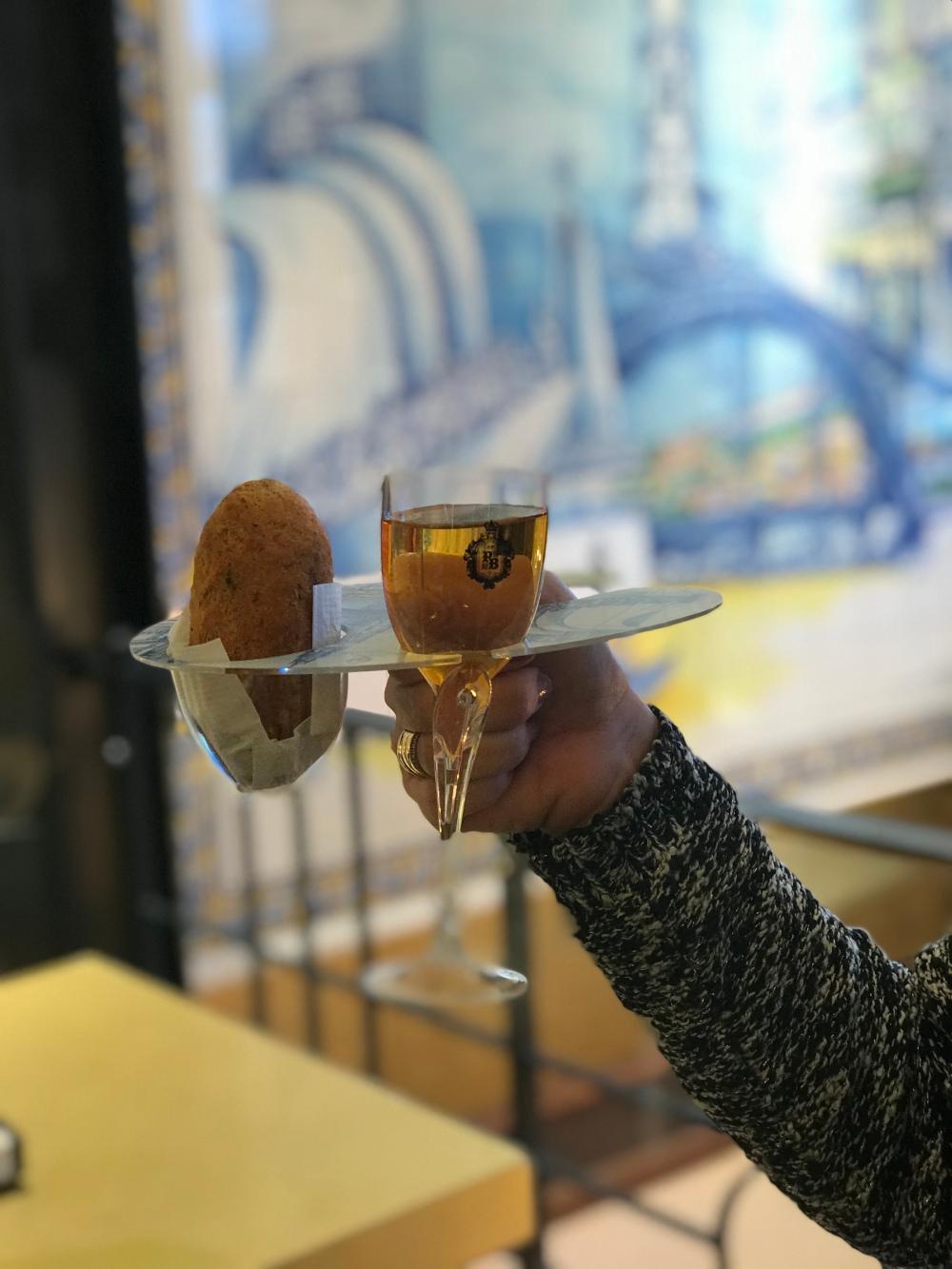 Pastel de Bacalhau mais gostoso de Portugal