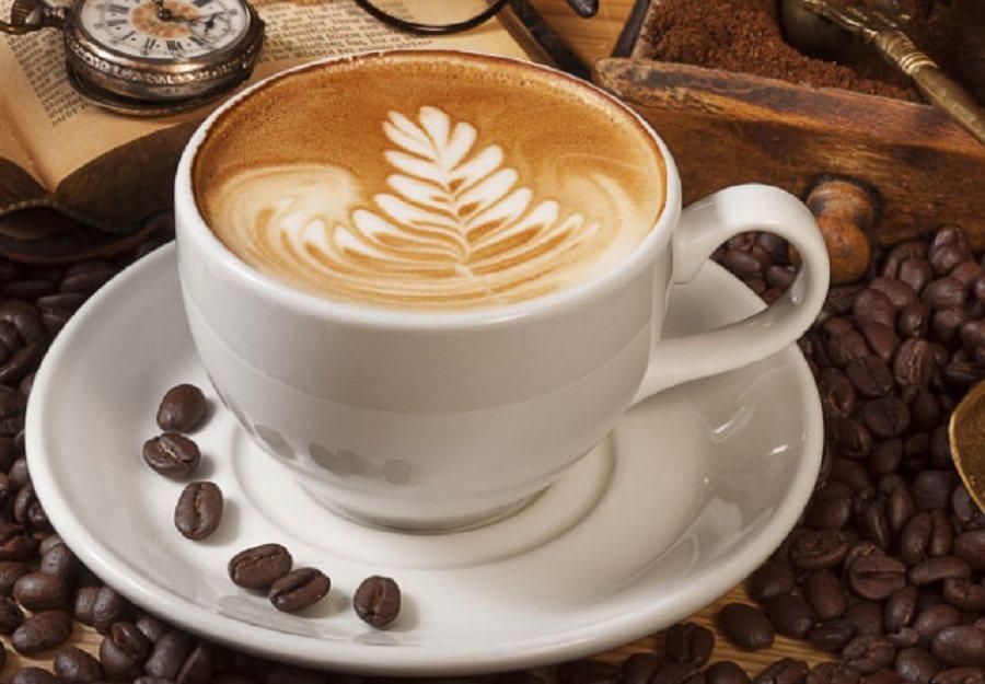 Foto de cappuccino italiano