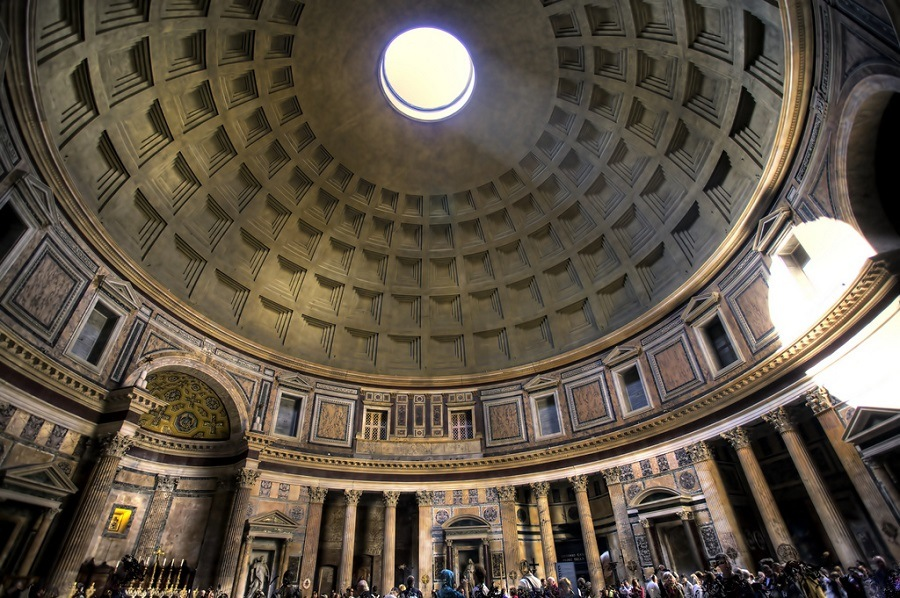 cúpula-panteon-roma