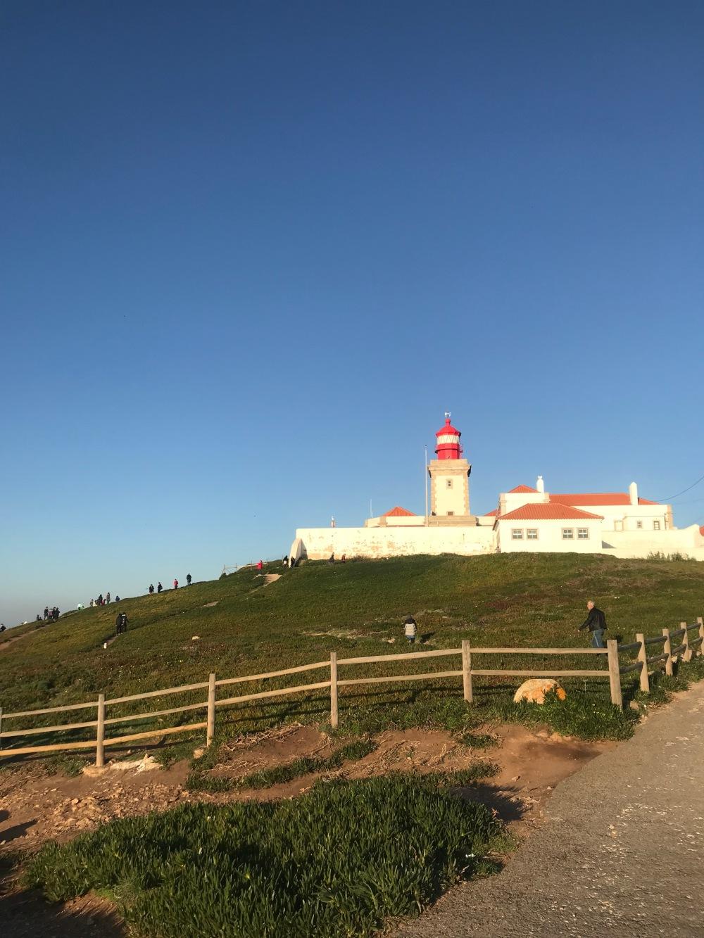 Farol Cabo da Roca