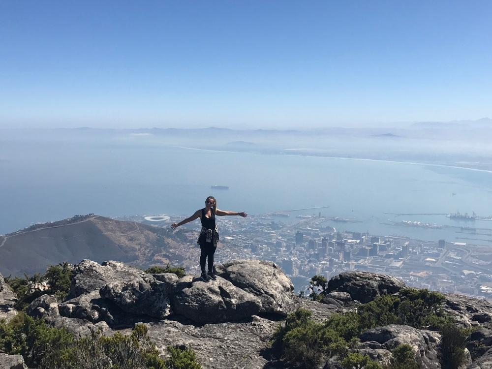 Pico na África do Sul