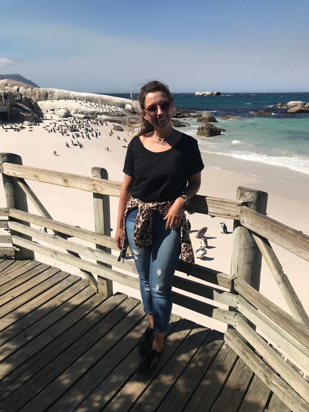 CAPE TOWN: BOULDERS beach, A PRAIA DOS PINGUINS
