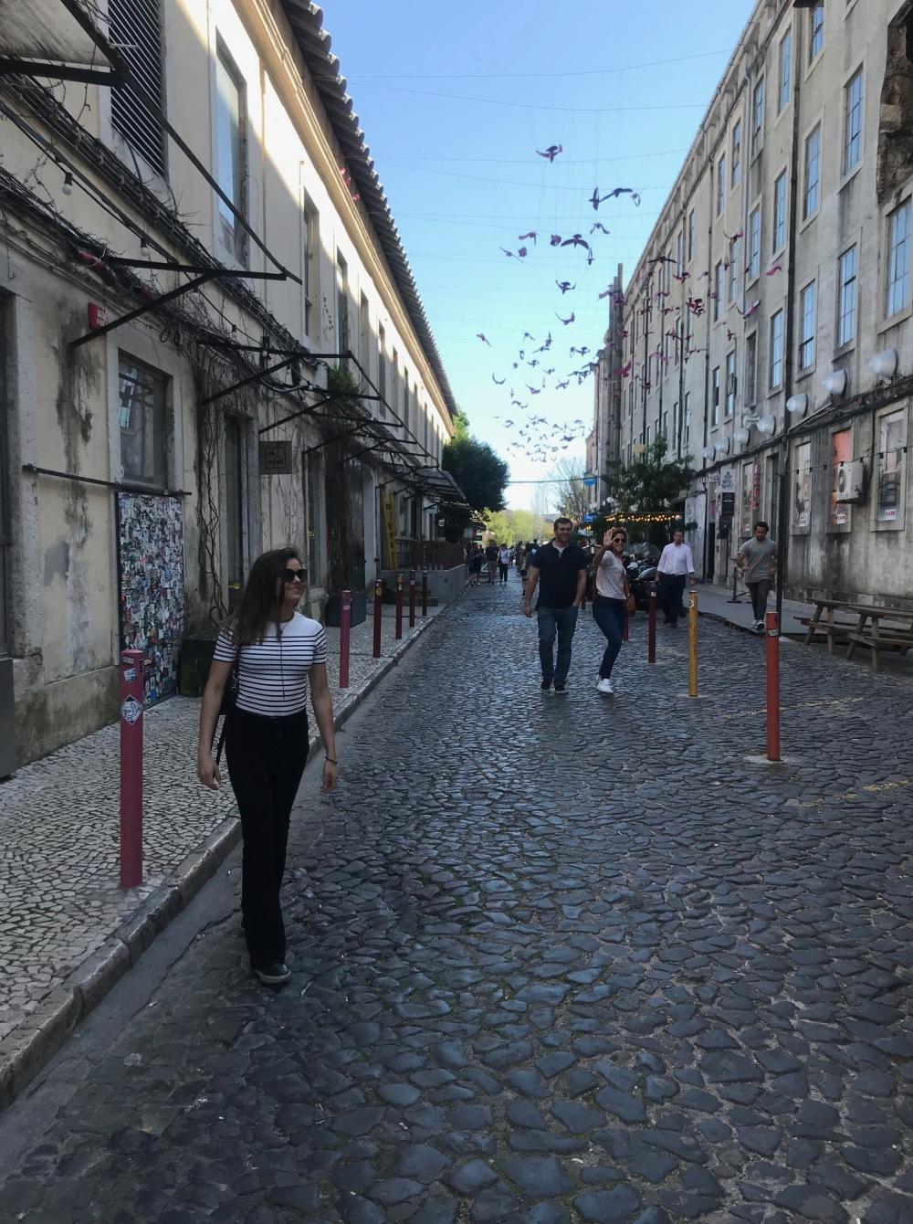 Lisboa e LX Factory