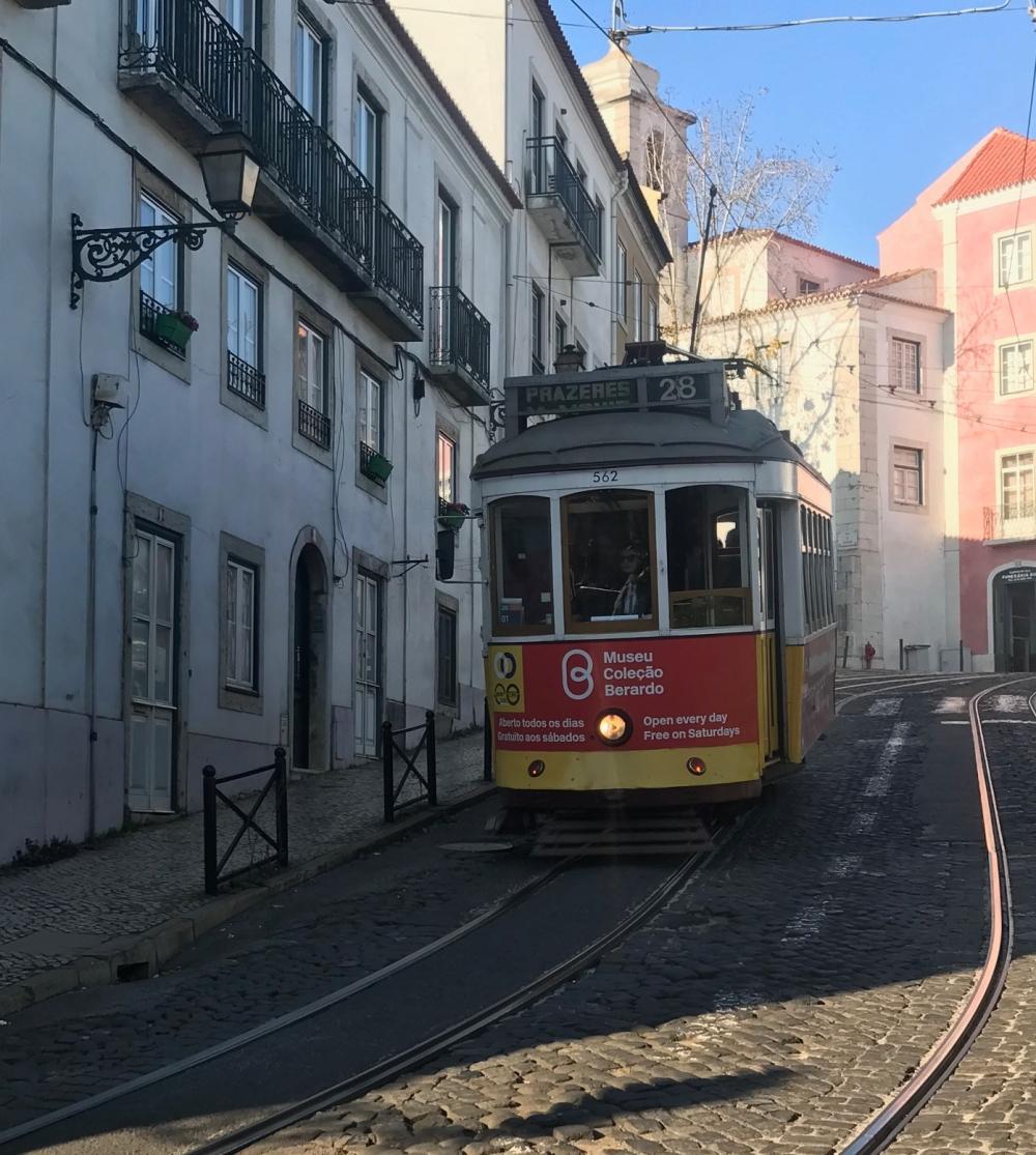 Lisboa parte histórica de Portugal