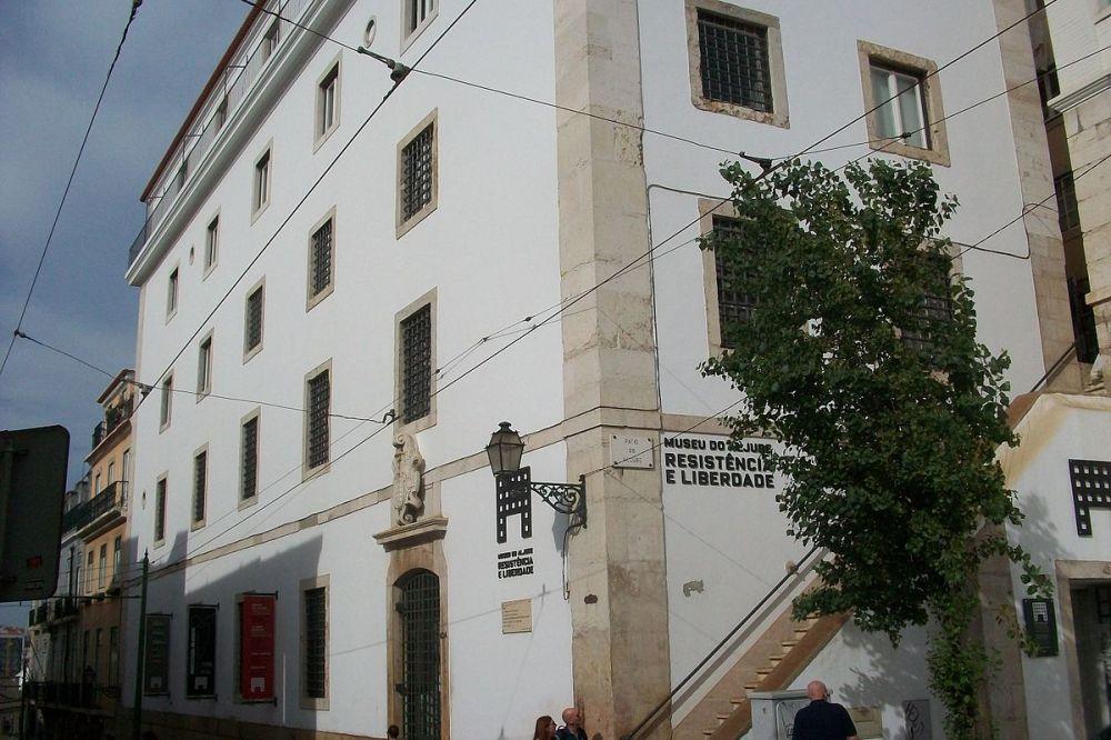 Museu da Resistência e Liberdade em Lisboa