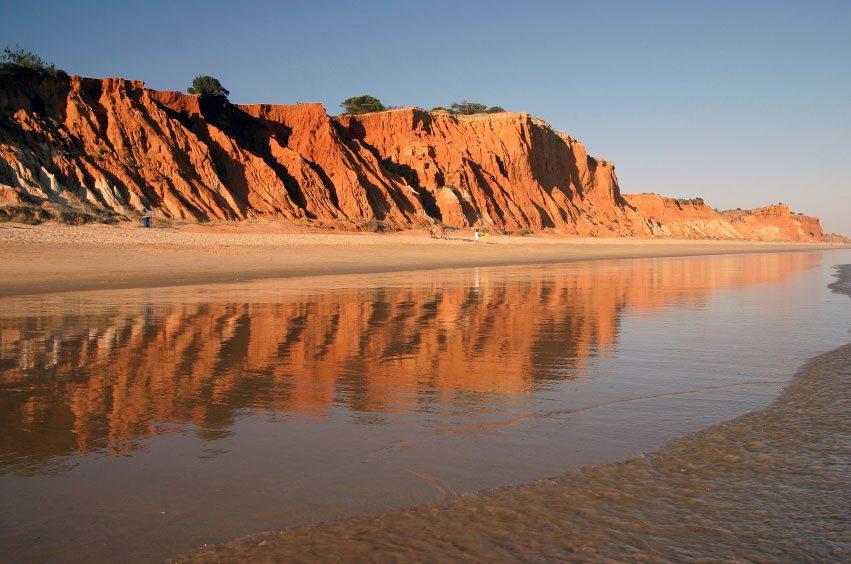 Albufeira e as suas praias Portugal