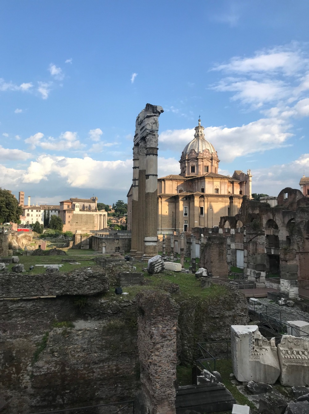 Construções da Roma Antiga