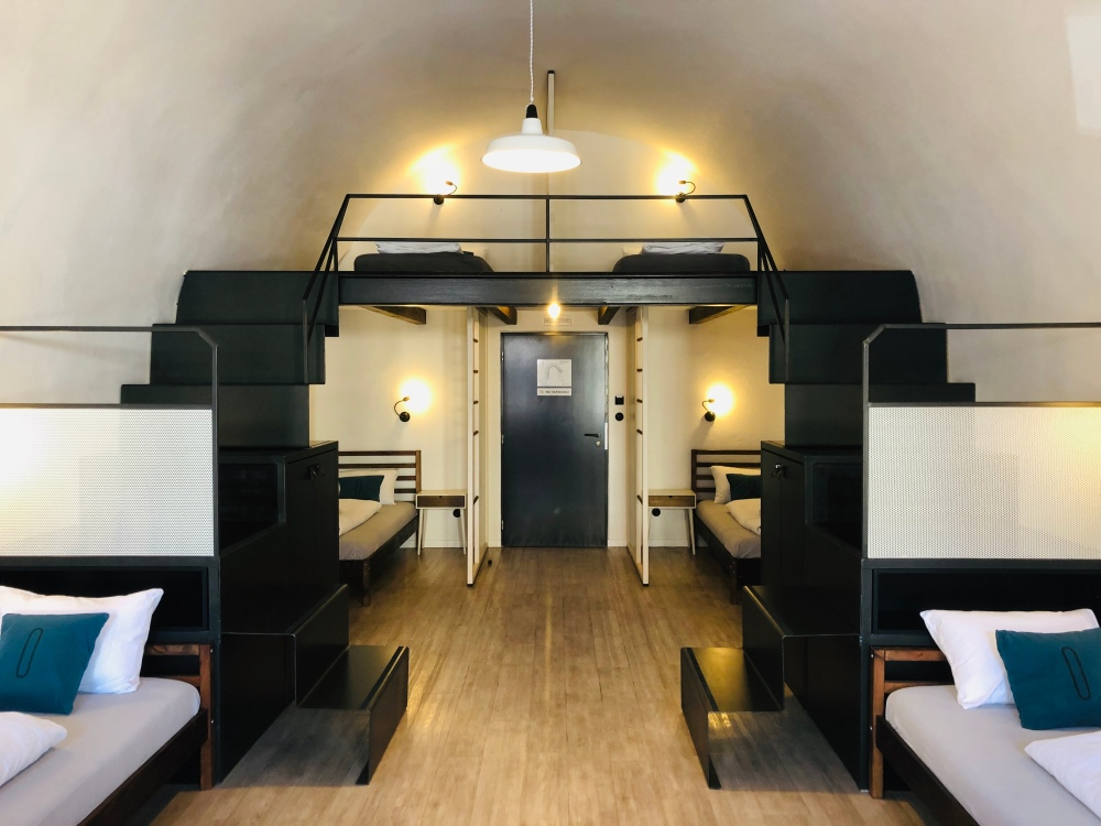 Quarto para se hospegar em Olomouc na República Tcheca
